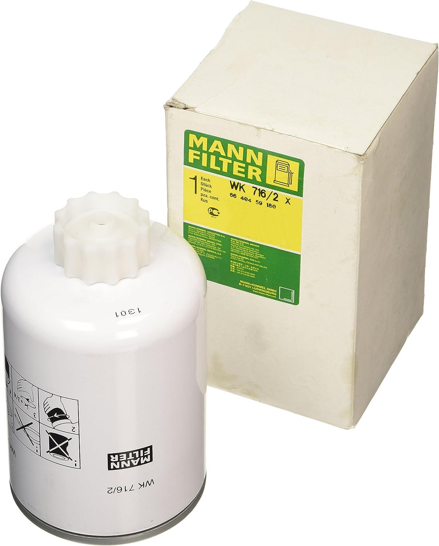 Mann Filter WK 716//2 x Fuel filter