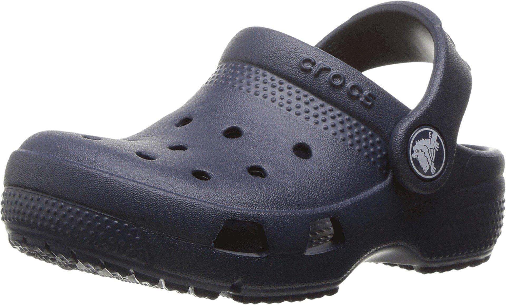 Crocs Kids Unisex Coast Clog (Toddler/Little Kid) Navy 10 M US Toddler