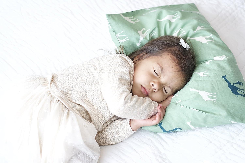 2 Pack Toddler Pillow Protectors