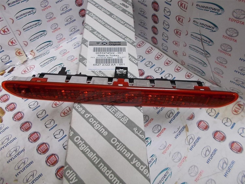 V/éritable Fiat Grande Punto /& Evo 3/ème Frein lampe et arri/ère Rondelle Buse /à jet 51974522