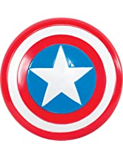 Rubies Costume Marvel Universe Classic Collection, Avengers Assemble 12-Inch Captain America Shield