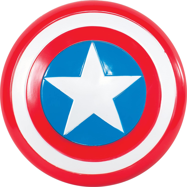 Avengers - Escudo de Capitán América para niño, Talla única ...