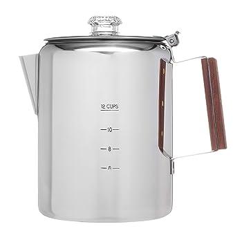 """Coletti""""Bozeman"""" Percolator Coffee Pot"""
