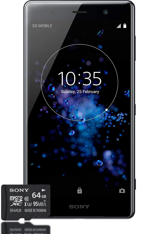 [amazon.de] Sony XZ2 Premium crna boja + 64GB microSD karticu za 599€ umjesto 850€