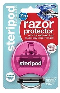 Steripod Razorpod - Clip-On Razor Protector (Pink)