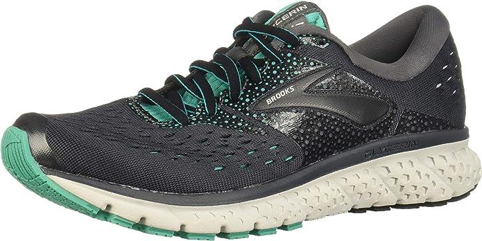 Brooks Glycerin 16 Sneakers Laufschuhe Damen Dunkelgrau/Grün