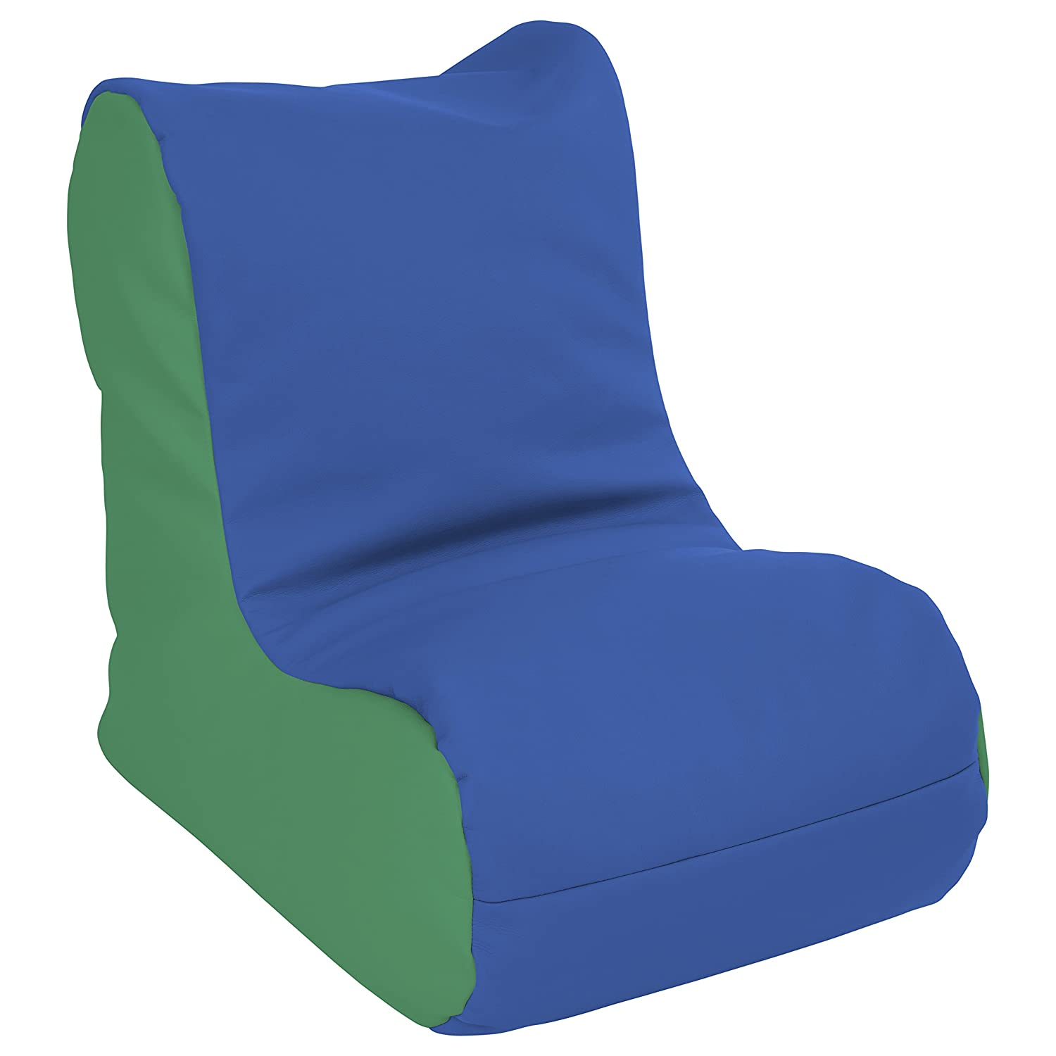 Amazon.com: ECR4Kids SoftZone Toddler Bean Bag Soft Seat, Blue And Green:  Industrial U0026 Scientific