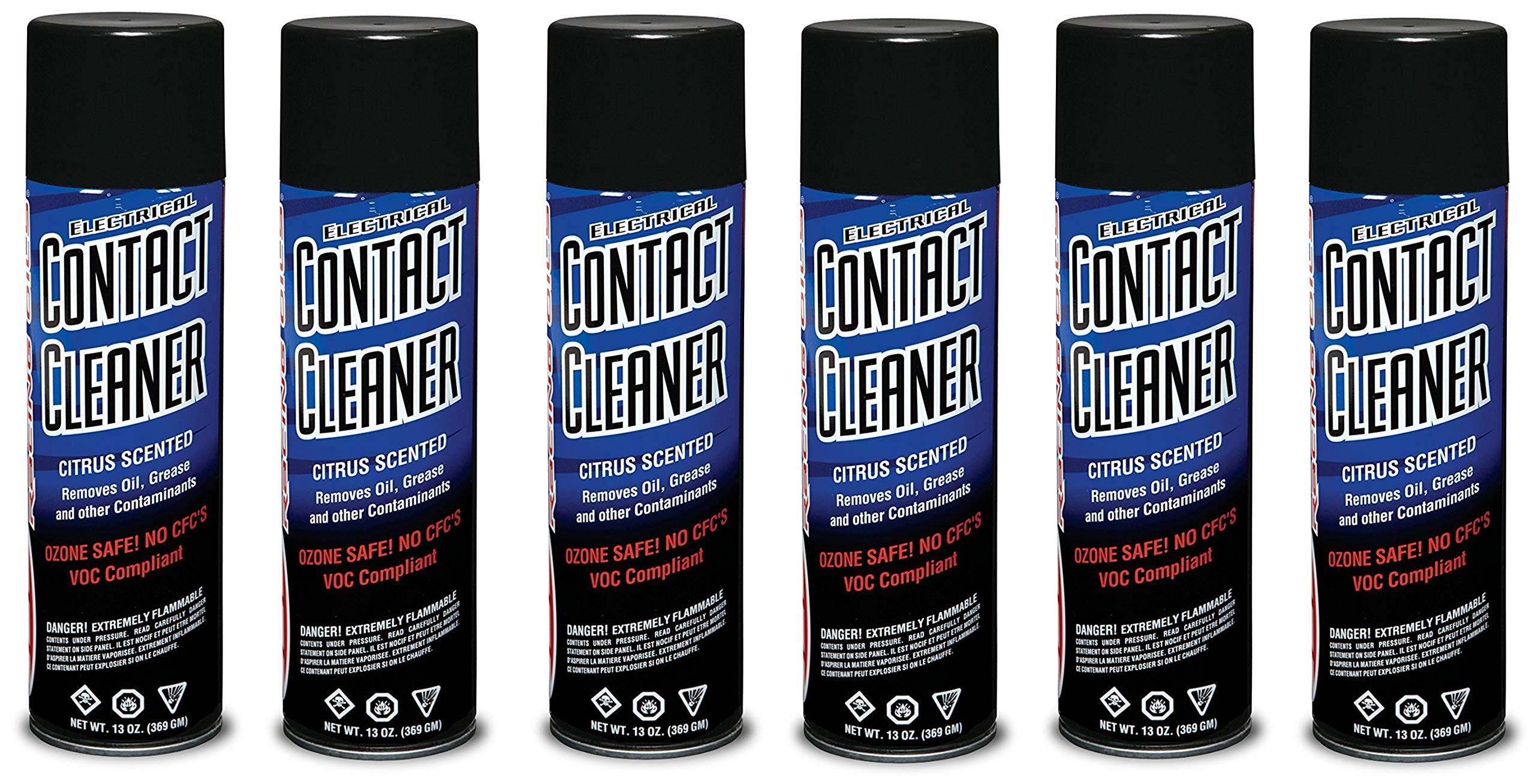 Maxima  Contact Cleaner - 13oz. Aerosol 72920 (6) by Maxima (Image #1)