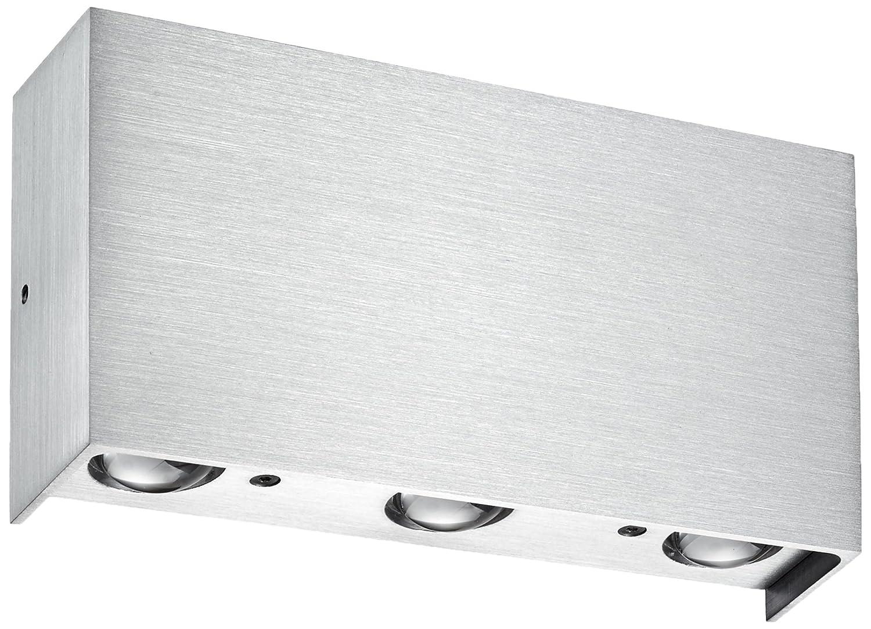 B-Leuchten LED Wandleuchte Innen und Außenleuchte 40088 6-05