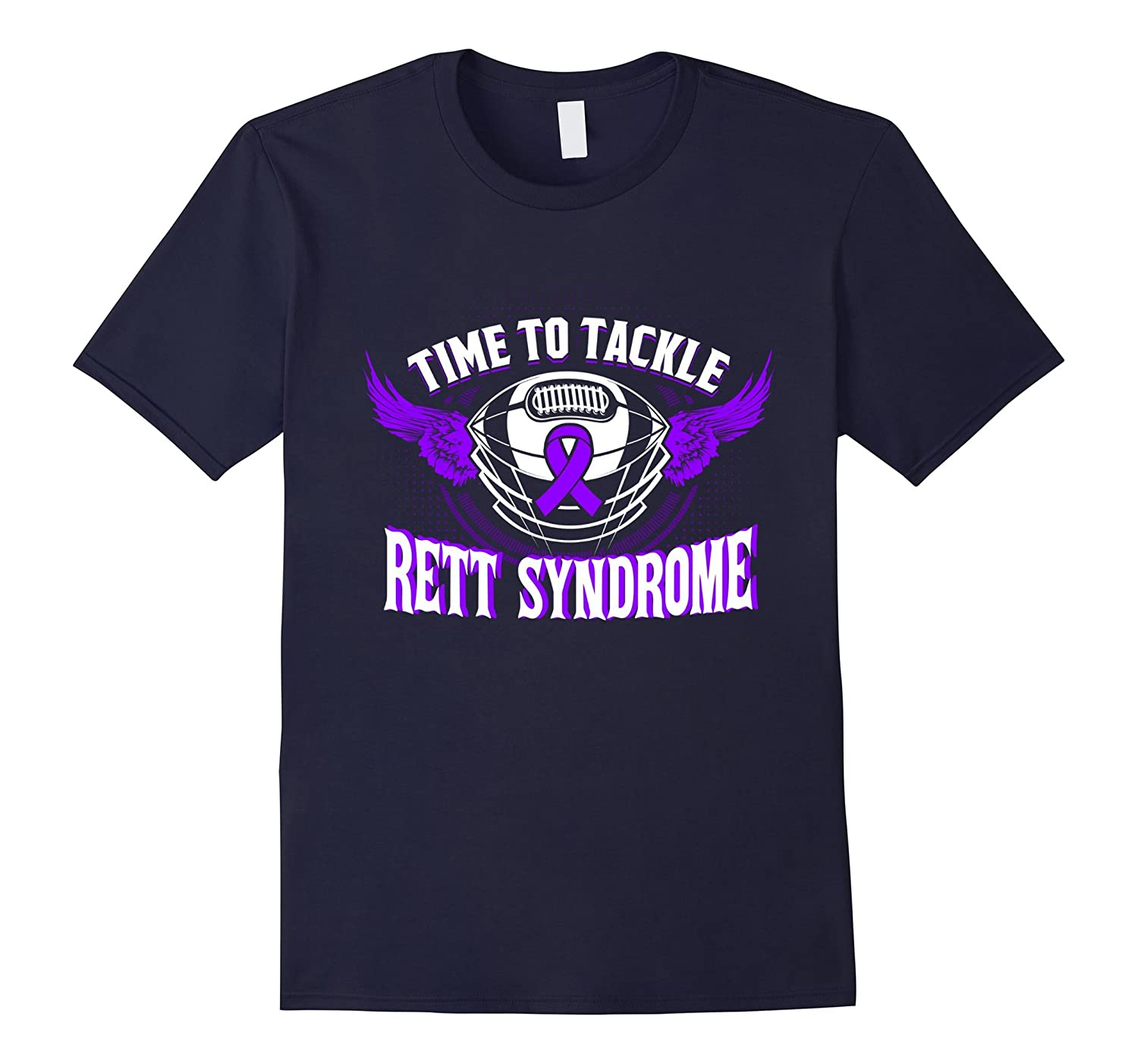 Time To Tackle Rett Syndrome – Rett Syndrome Awareness Shirt