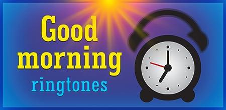 good morning ringtone lg download