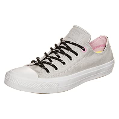 3952b62c4aa Converse Chuck II Shield Canvas Low Top Size 5.5