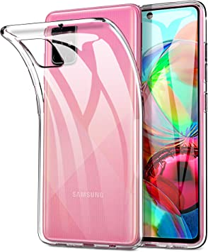 Yocktec Funda para Samsung Galaxy A71, Funda de Gel Ultrafina y ...