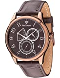 Yves Camani Herren-Armbanduhr Roubion Analog Quarz YC1056-E