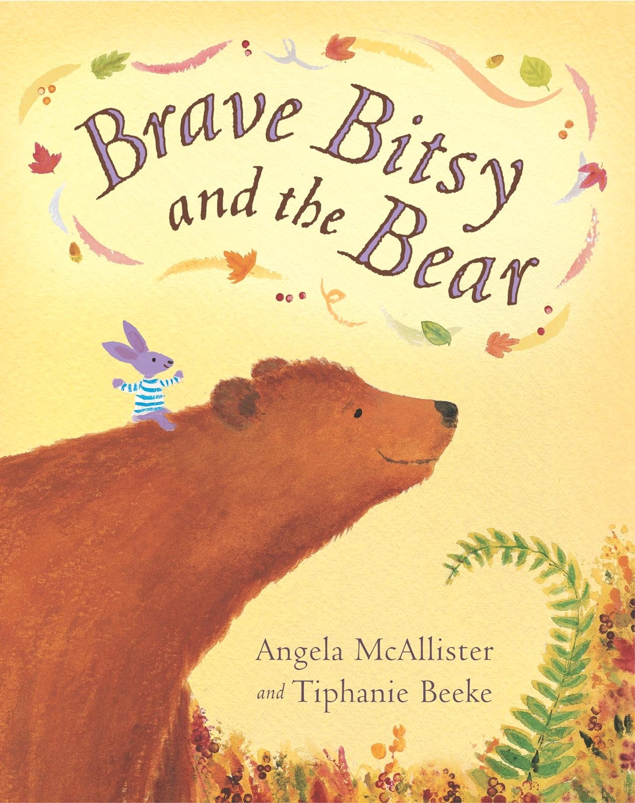 Brave Bitsy and the Bear ebook