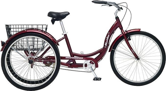 Best Adult Tricycle: Schwinn Meridian S4002 Adult Tricycle