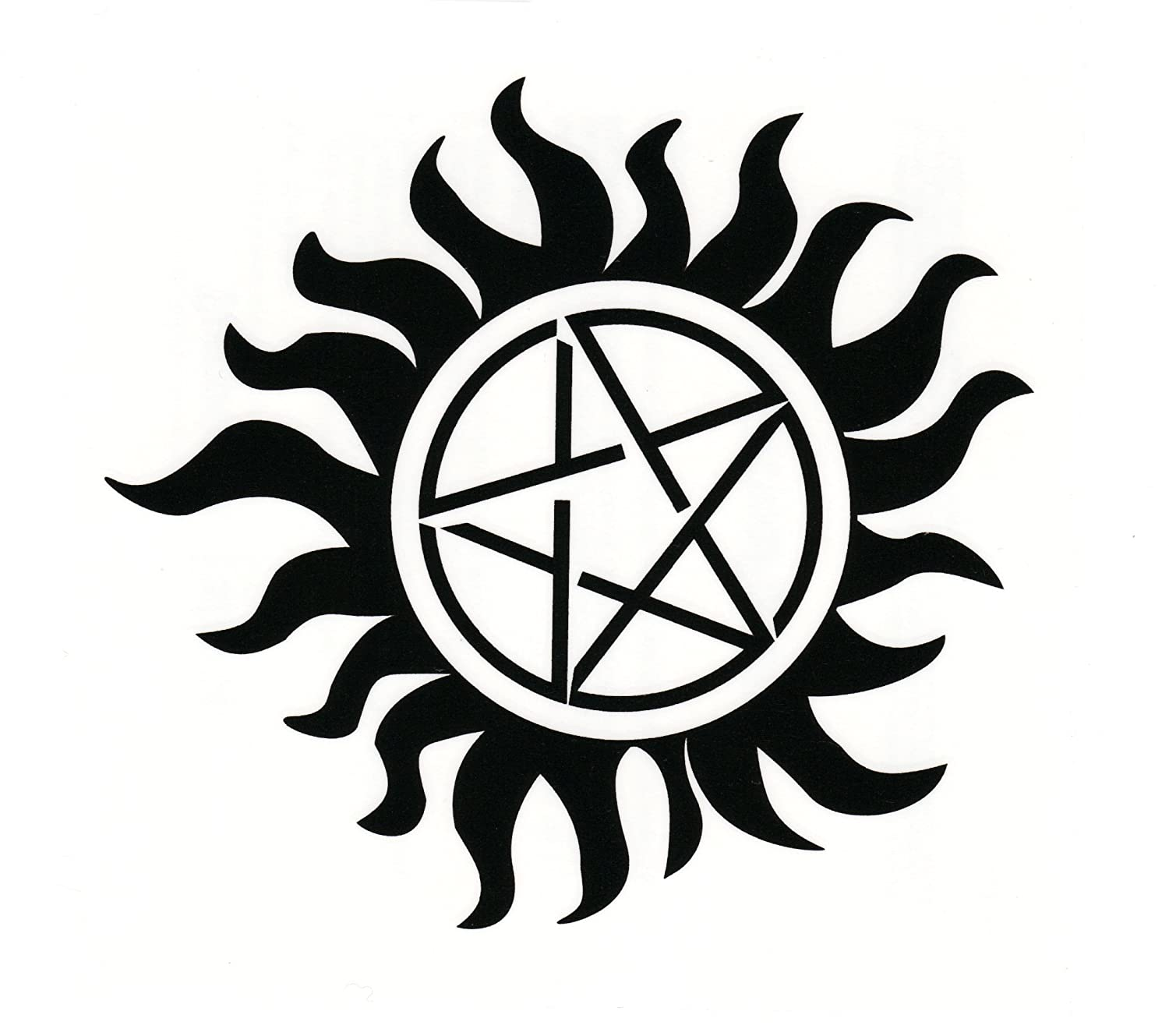 SupernaturalAnti-Possession Tattoo