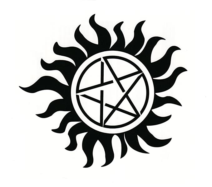 Amazon Supernaturalanti Possession Tattoo Clothing