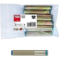 TOX 08410019 Liquix Impact composietmortel-accessoires, M10x80 mm, 10 stuks