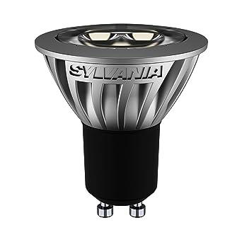 Havells Sylvania - Bombilla graduable LED GU10 (25.000 horas de luz, 4 W,