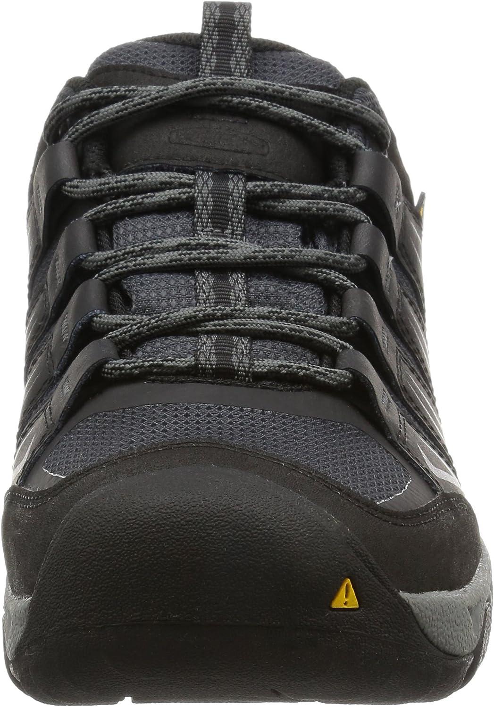 KEEN Mens Oakridge Waterproof Shoe