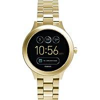 Fossil Q Venture Unisex Smartwatch Gen.3 - Goldenes Edelstahlgehäuse und Armband - Kompatibel Android und iOS