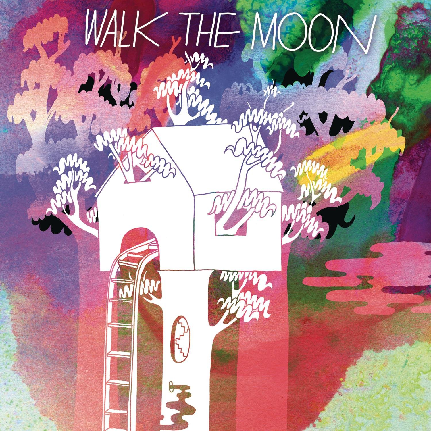Walk The Moon Sony Legacy Pop Rock 180gm Vinyl