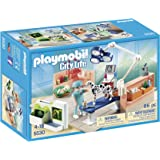 Playmobil Veterinaria - Quirófano de animales, playset (5530)