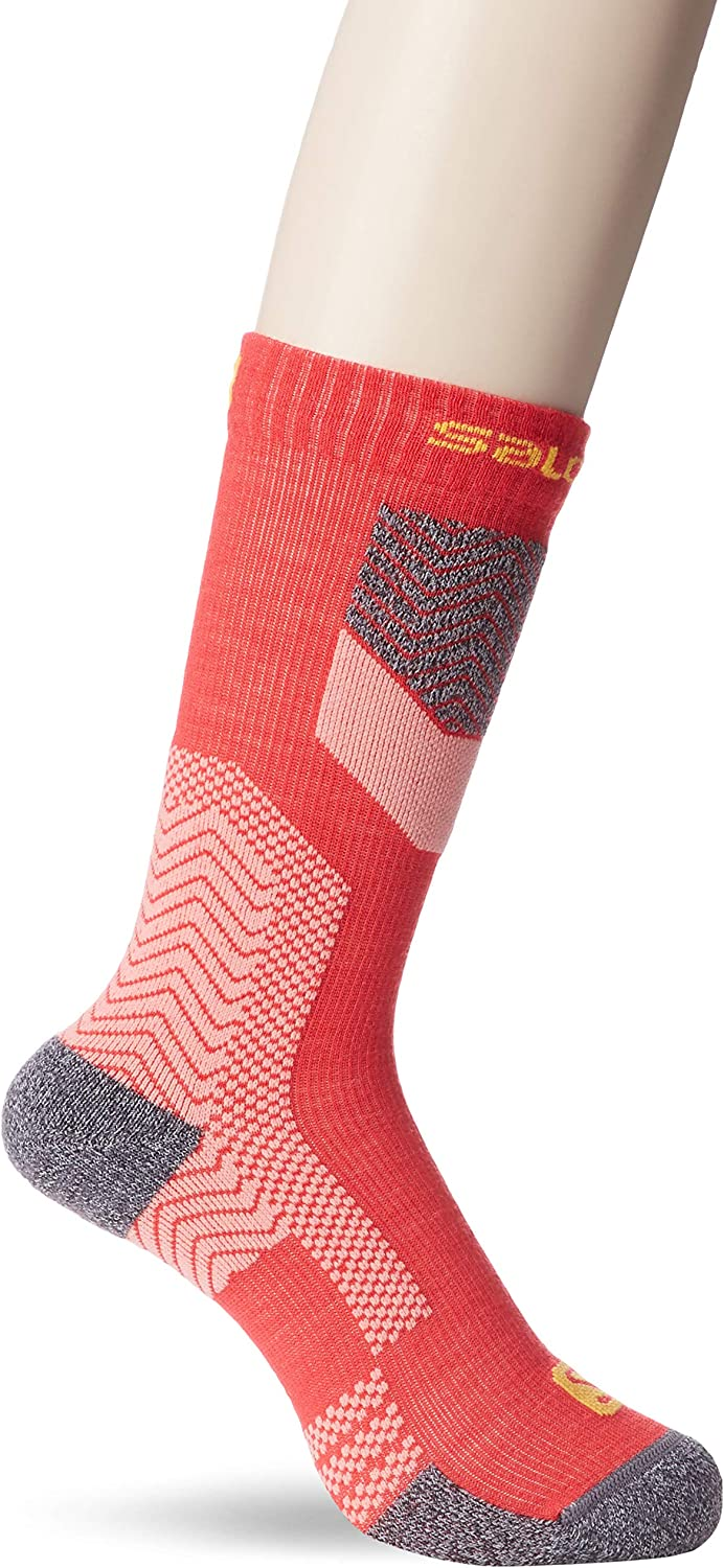 SALOMON 1 Pair of Unisex Running Socks Polyamide//Merino Wool Outpath Wool Model