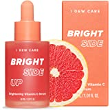 I DEW CARE Bright Side Up Brightening Vitamin C Serum with Niacinamide | Korean Skincare, Vegan, Cruelty-free, Paraben…