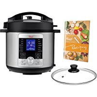 Deals on Rosewill RHPC-19001 6-QT 10-in-1 Programmable Instapot Pressure Cooker