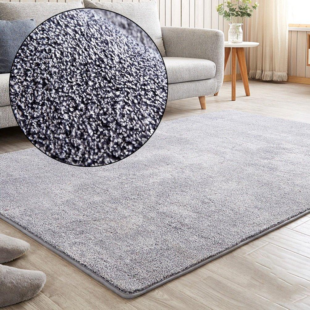 RUG LUYIASI- Teppiche Economy Wohnzimmer Schlafzimmer Teppich einfache Moderne Nordic Sofa Nachttische Non-Slip mat (Farbe : B, größe : 200x250cm)