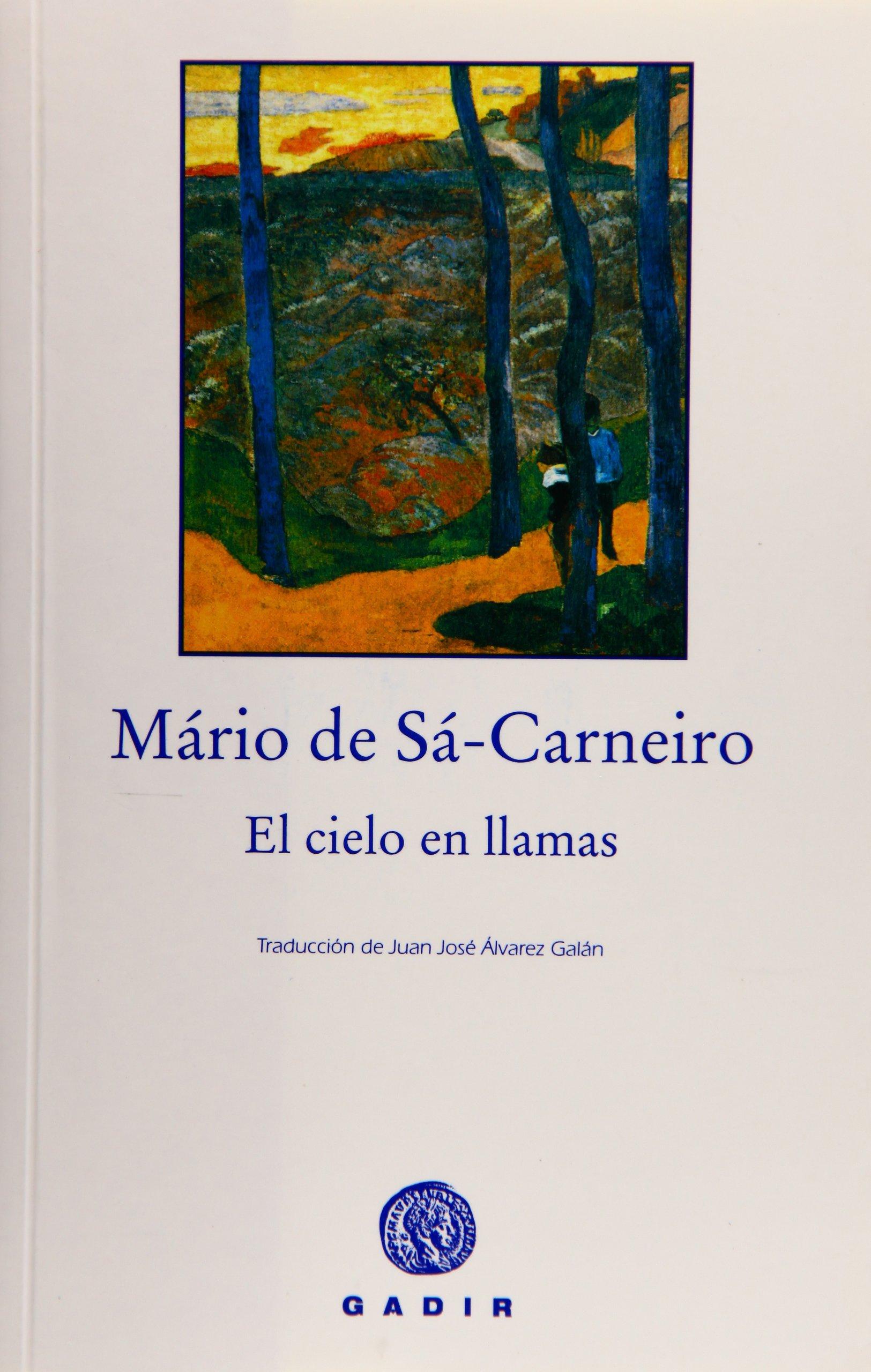 El cielo en llamas (Spanish Edition) (Spanish) Paperback – February 23, 2007