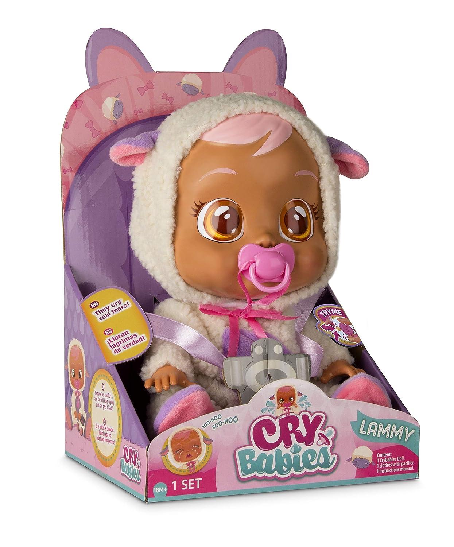 Amazon.es: Cry Babies Lammy (Beis): Juguetes y juegos