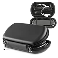 Insten PSP Go PSPGo Accessory. Premium Hard New Black Airform Carrying Case Sony PSP Go