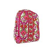 Vera Bradley Backpack Baby Bag in Lilli Bell 66f1c3b729c0e