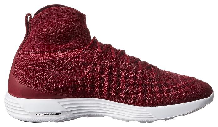 newest 18f6a ed81d Nike Lunar Magista II Flyknit Hommes Sneaker Vert 852614 300: MainApps:  Amazon.fr: Chaussures et Sacs