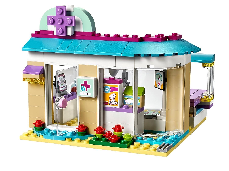 Bien connu LEGO® Friends - 41085 - Jeu De Construction - La Clinique  VO72