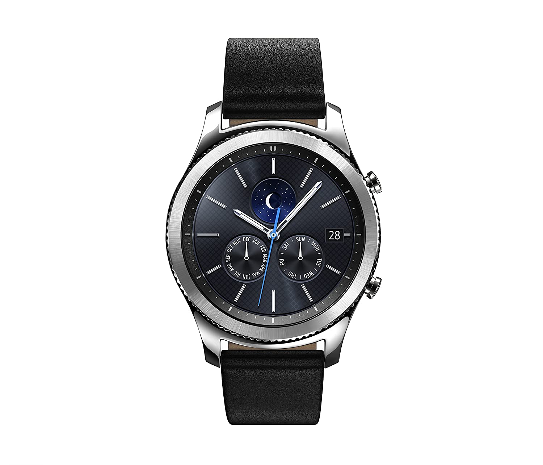Samsung Gear S Classic Smartwatch Tizen pantalla  Super AMOLED x GPS