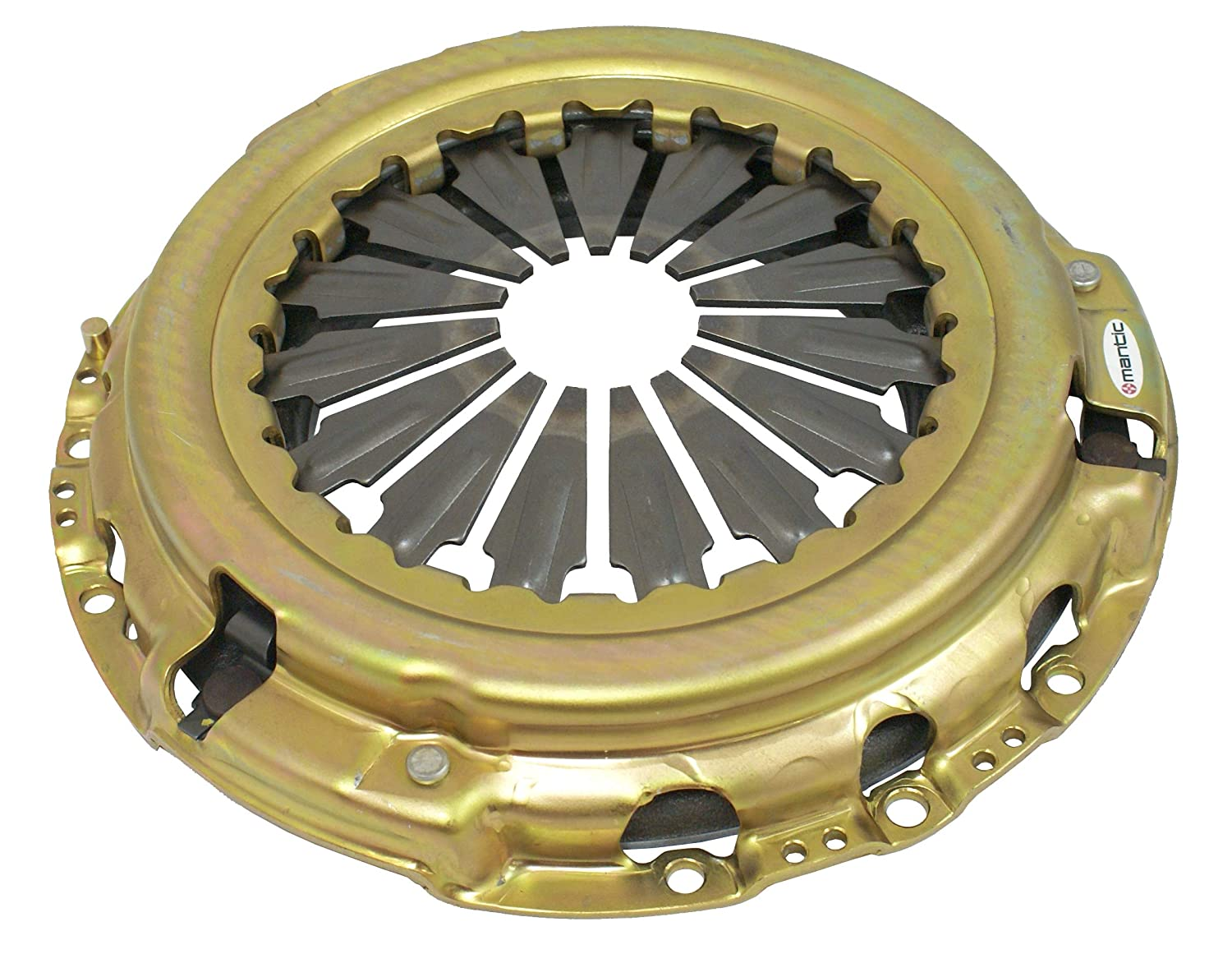 4Terrain Heavy Duty Premium Clutch Kit | 4Terrain ER2 Heavy Duty Cover Assembly | Heavy Duty Clutch Plate for improved operating life | Release bearing ...