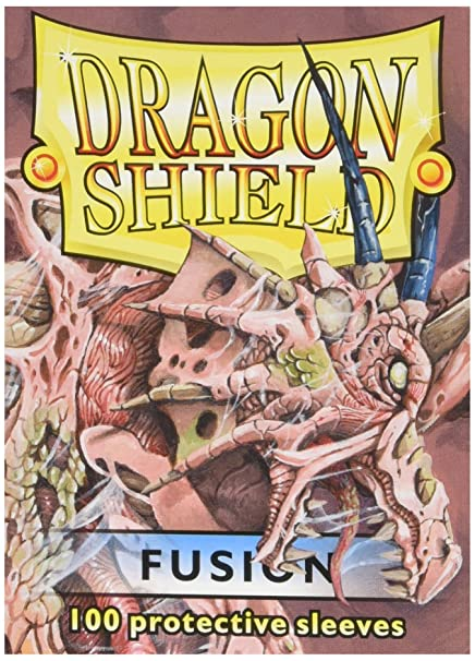 Dragon Shield Protective Card Sleeves (100 Count), Fusion