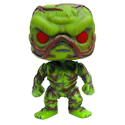 Funko Pop! DC Heroes: Swamp Thing Vinyl Figure: Toys & Games