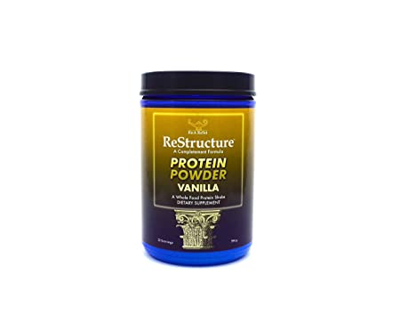 ReStructure Protein Shake A Whole Food formulated by Dr. Carolyn Dean. From RnA ReSet. 594 grams