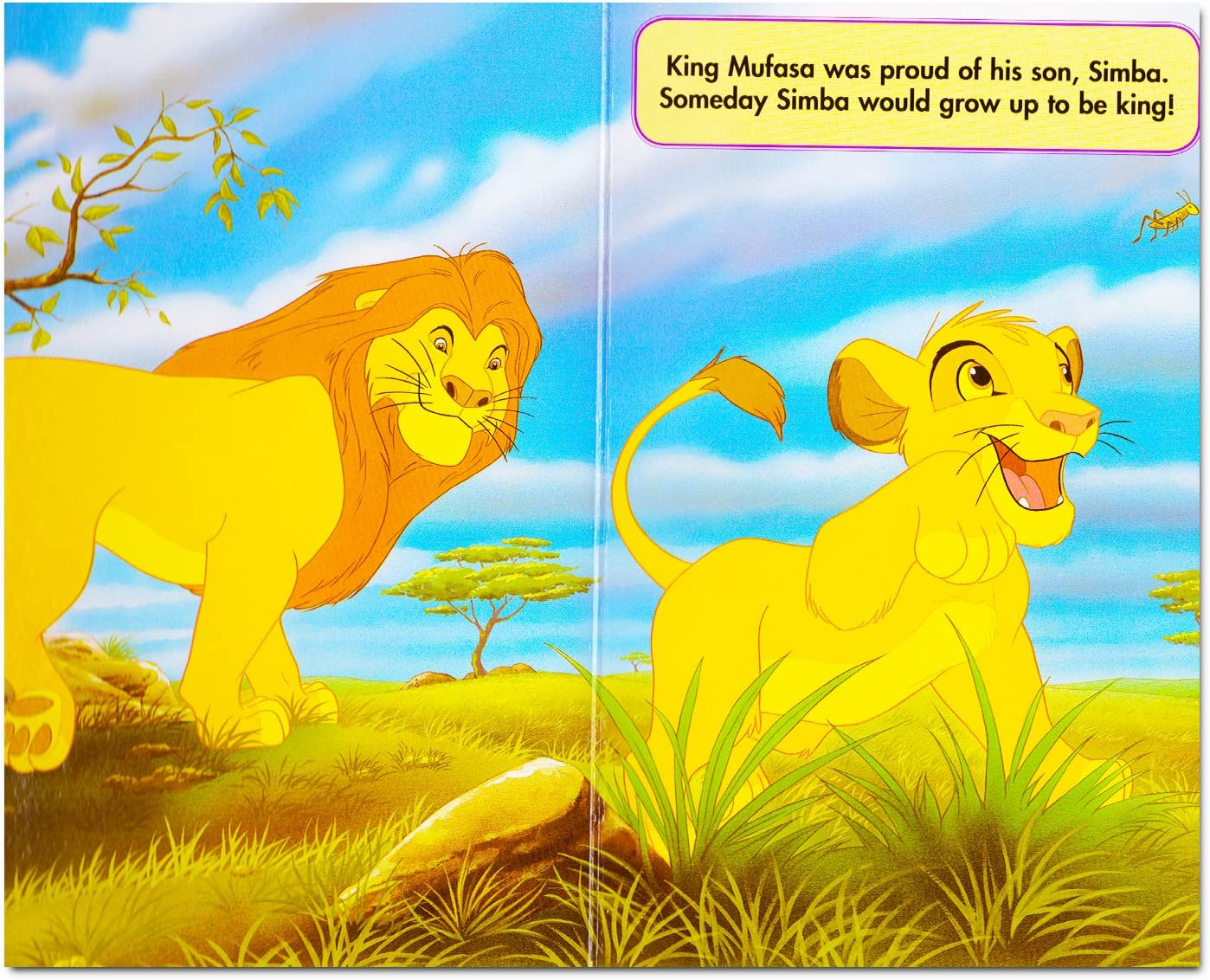 Jungle Book Baby Toddler Beginnings Board Books Set Set of 2 Toddler Books
