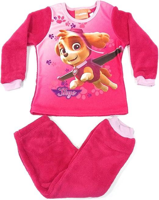 Pijama Patrulla Canina Skye - Pijama Patrulla Canina Polar en Caja ...