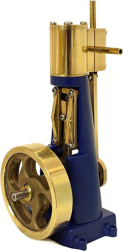 Un cilindro botella modelo vapor motor Kit: Amazon.es: Juguetes y ...