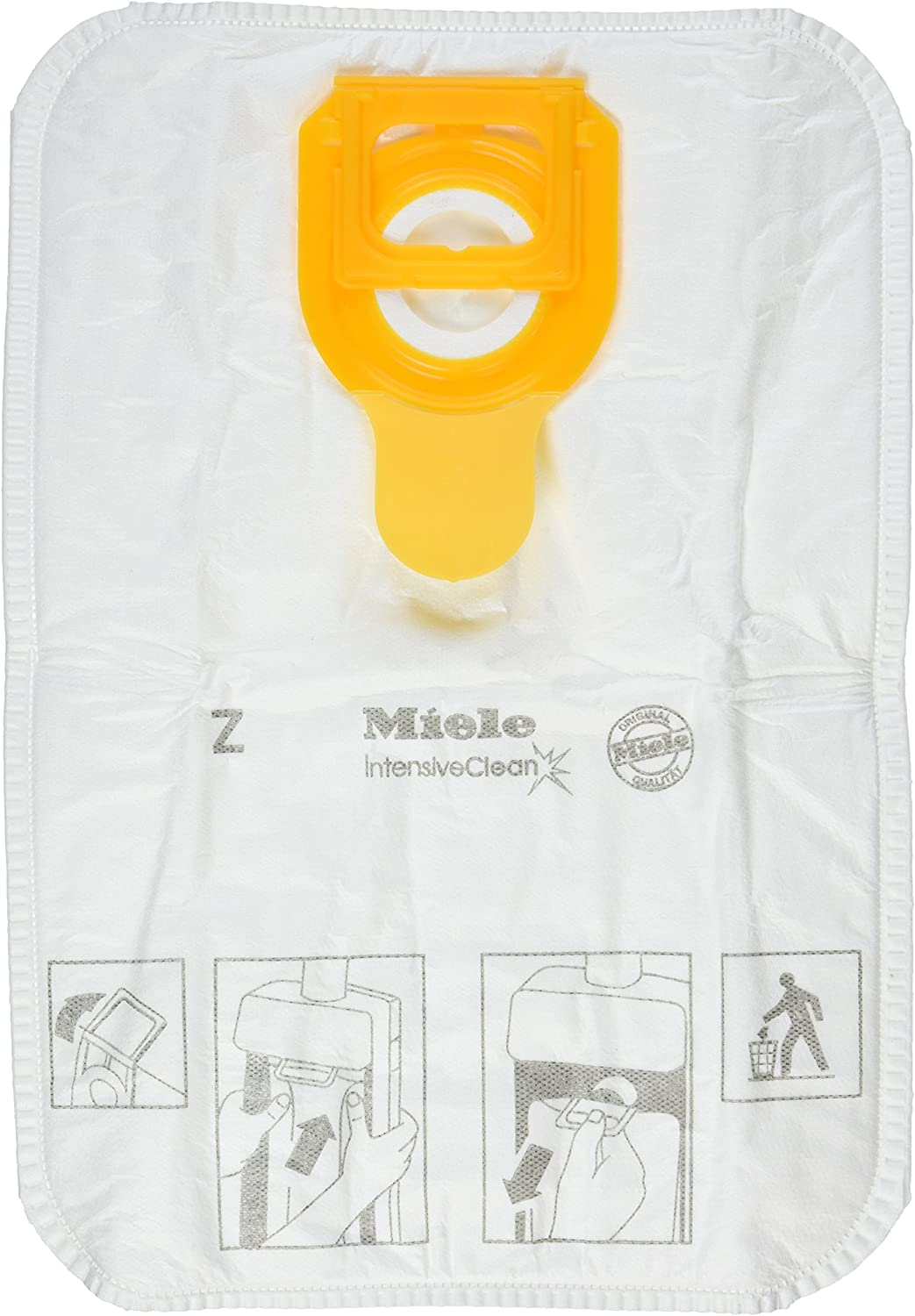 S170 i Miele Type Z Intensive Clean FilterBags S185,White