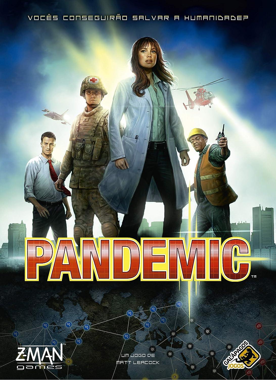 Pandemic, Galápagos Jogos