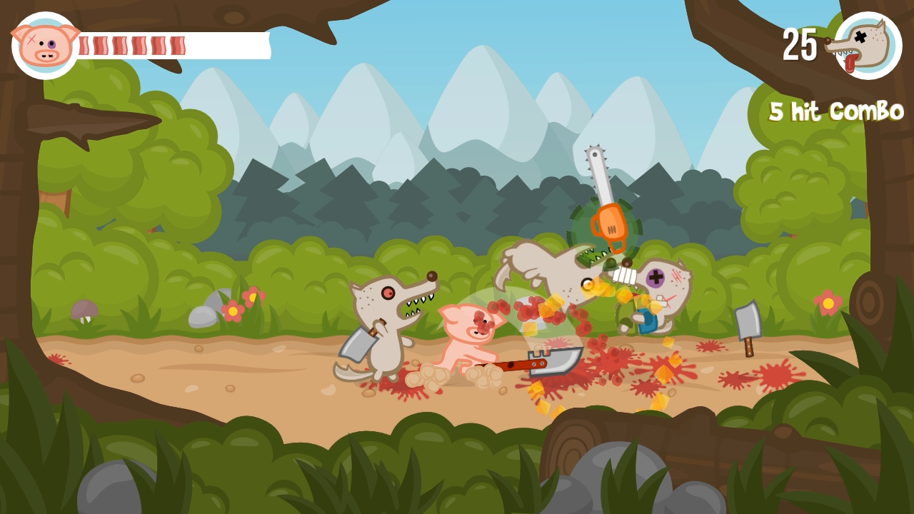Iron Snout+ Fun Fighting Game: Amazon.es: Appstore para Android