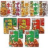 カリー屋カレー&どんぶり亭 アソートセット 10食